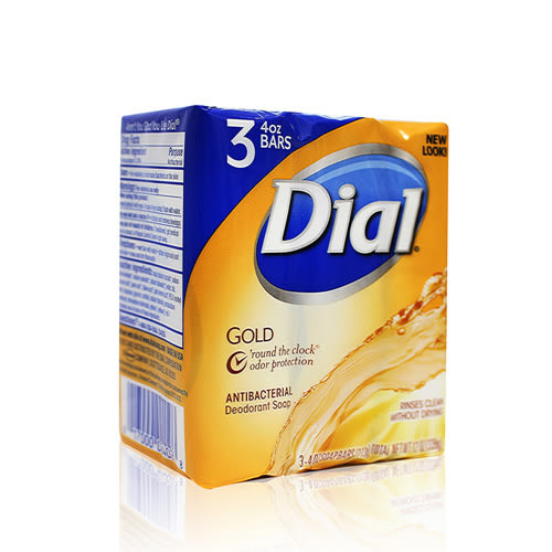 Dial經典黃金香皂113g*3入【愛買】