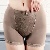 EASY SHOP-微整佳人 高腰平口骨盤修飾褲(可可棕)