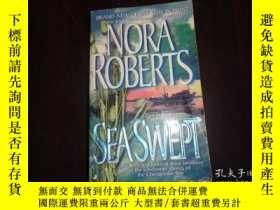 二手書博民逛書店SEA罕見SWEPT,NORA ROBERTSY19865 NO