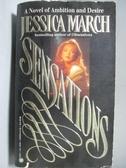 【書寶二手書T7/原文小說_LDI】Sensations_Jessica March