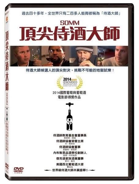 頂尖侍酒大師 DVD SOMM (購潮8)