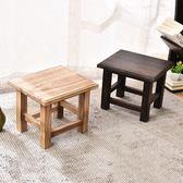 日式簡約家用凳實木板凳原木長方形凳矮換鞋凳客廳茶几凳 茶凳子