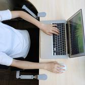 鍵盤手托鋁合金電腦手托架護腕手臂支架