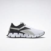 Reebok Zig Dynamica 2.0-05 [FY3407] 男鞋 慢跑鞋 運動 休閒 輕量 支撐 白 灰黑