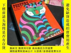 二手書博民逛書店1972年罕見John Barnicoat :Posters: