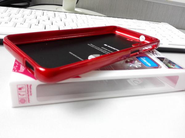 King*Shop~Goospery HTC Desire 626S手機殼HTC 626s保護套閃粉矽膠軟殼套