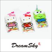日本 三麗鷗 KT家族響板口香糖 凱蒂貓 大眼蛙 附玩具 DreamSky