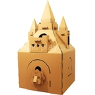 限定款遊戲屋 紙箱紙板紙城堡玩具屋瓦楞紙diy紙房子兒童手工紙殼遊戲屋jj