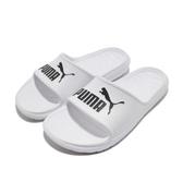 PUMA 男女款白色休閒涼拖鞋-NO.36940002