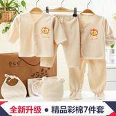 新生兒禮盒套裝純棉0-3個月6剛出生初生嬰兒衣服夏季寶寶用品大全