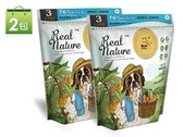 【Real Nature 瑞威】天然平衡犬糧 3號海洋魚貝1.5kg 2包組
