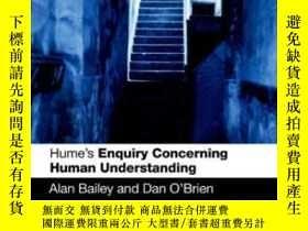 二手書博民逛書店Hume s罕見Enquiry Concerning Human Understanding-休謨關於人類理解的探