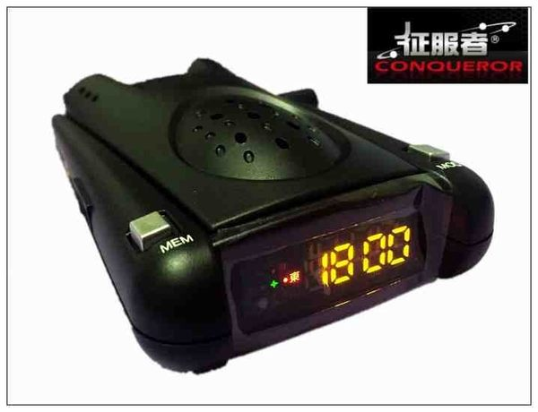 最新版 征服者GPS AM6 單機版GPS測速器 ☆鑫晨汽車百貨☆
