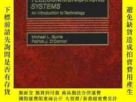 二手書博民逛書店Voice data罕見Telecommunications Systems: An Introduction T