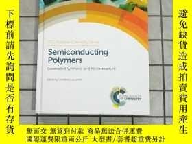 二手書博民逛書店Semiconducting罕見Polymers: Controlled Synthesis a 進口原版 Y