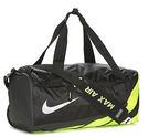 Nike VAPOR MAX AIR DUFFEL 背包 側背包 旅行袋 氣墊 減壓 黑 螢光黃 【運動世界】BA5249-010