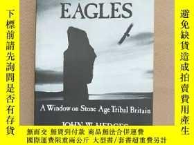 二手書博民逛書店tomb罕見of the eagles awindow on s