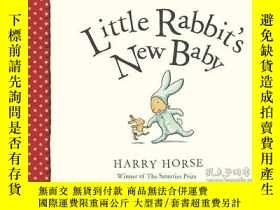 二手書博民逛書店Little罕見Rabbit s New BabyY256260 Harry Horse Puffin 出版