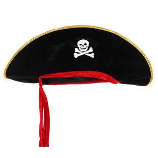 海盜船長帽