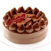 【亞尼克】皇冠蛋糕-6吋 生日蛋糕首選