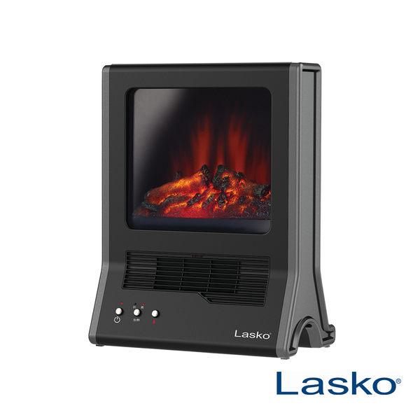 美國LASKO 火焰星3D動態仿真濾網式電暖爐