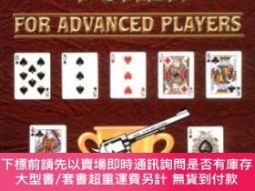 二手書博民逛書店Tournament罕見Poker For Advanced Players (advance Player)