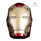 《新竹專業音響店》大男孩必備~漫威英雄系列 ☆╮鋼鐵人Mark46頭盔 1:1藍牙喇叭╭☆