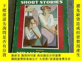 二手書博民逛書店the罕見oford book of irish short stories(1991年32開本)英文原版Y1