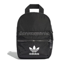 adidas 後背包 Mini Backpack 黑 白 女款 迷你包 運動休閒 【ACS】 ED5869