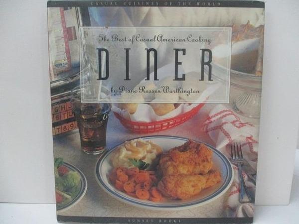 【書寶二手書T2/餐飲_DKT】Diner
