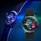 FOSSIL 怪物奇兵 Space Jam 兔寶寶 電影聯名限量錶 套錶-42mm(LE1126SET)