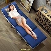 折疊床單人午睡床辦公室午休床睡椅陪護床簡易床便攜陪護床 快速出貨