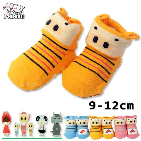 寶寶襪 止滑寶寶襪 三小豬款 台灣製 pb