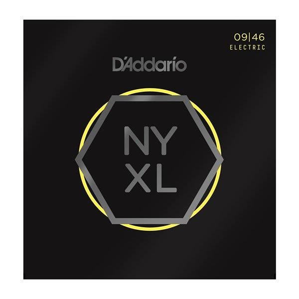 唐尼樂器︵美國製公司貨 Daddario NYXL0946 (09-46) Nickel Wound 電吉他套弦