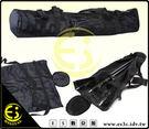 可單邊取出 多功能 115CM 手提式 燈架袋 腳架袋 加厚 強韌 帆布材質 無影罩 反光傘 手提袋