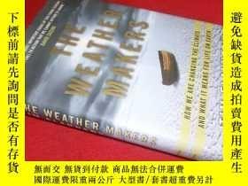 二手書博民逛書店The罕見Weather MakersY189174 Tim F