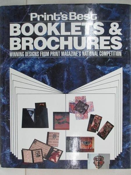 【書寶二手書T4/設計_DR1】Print s Best Booklets & Brochures