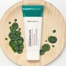 韓國 Beausta CICA RECIPE 積雪草彈力洗面乳 100ml 潔面乳 洗顏乳 洗面乳 洗臉 清潔