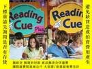 二手書博民逛書店進口原版英文書English:Reading罕見Cue1 2 3、Reading Cue Plus1 2 3(2n