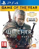 PS4 巫師 3:狂獵 年度版(中文版)