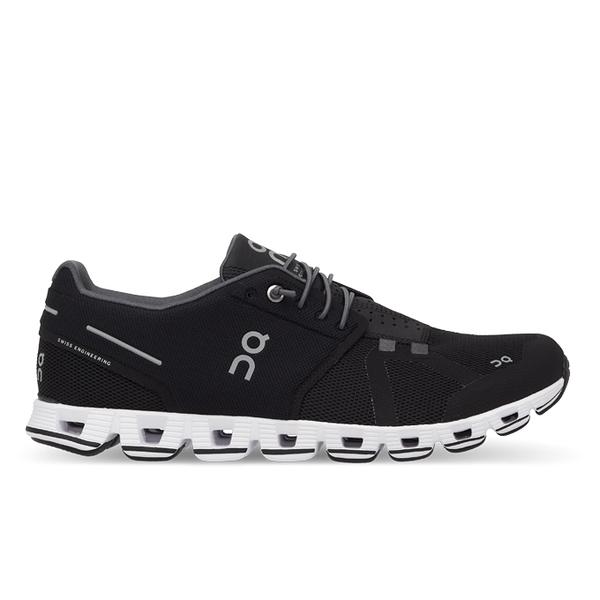 [好也戶外] ON瑞士跑鞋輕量雲(男) Cloud M Black/White典藏黑 No.ON190000