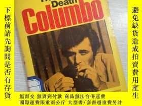 二手書博民逛書店Columbo罕見2 The Dean s Death by Alfred Lawrence (英文)Y161