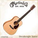 【小麥老師樂器館】Martin Dreadnought Junior 全單板 插電 木吉他 民謠吉他 Fishman