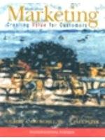 二手書博民逛書店 《Marketing:Creating Value for Customers》 R2Y ISBN:0071152253│Churchill,Peter
