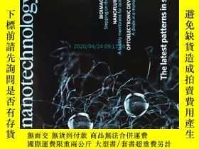 二手書博民逛書店Nature罕見nanotechnology 2014 04 外文原版自然納米技術雜誌學習資料Y14610