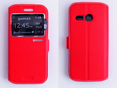 gamax HTC One mini 2 磁扣側翻手機保護皮套 視窗商務系列 側立 內TPU軟殼