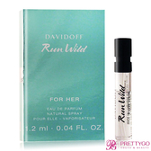 Davidoff 自然之境女性淡香精(1.2ml) EDP-香水隨身針管試香【美麗購】