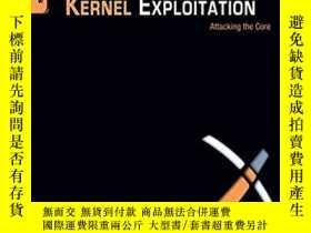 二手書博民逛書店A罕見Guide To Kernel ExploitationY364682 Enrico Perla B.s