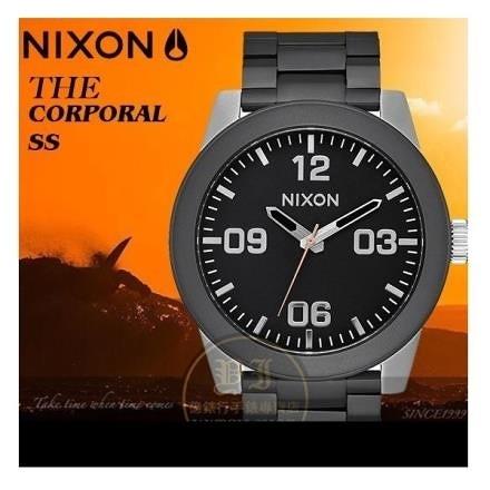 【南紡購物中心】NIXON 實體店The Corporal 型男腕錶A346-2541公司貨