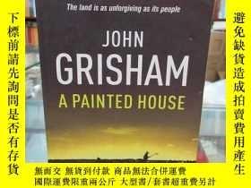 二手書博民逛書店JOHN罕見GRISHAM A PAINTED HOUSEY17268 John Grisham Arrow